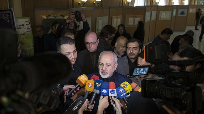 توافق پوتین و اردوغان در غیاب روحانی؛ ظریف: در مرکز مشورتها بودیم