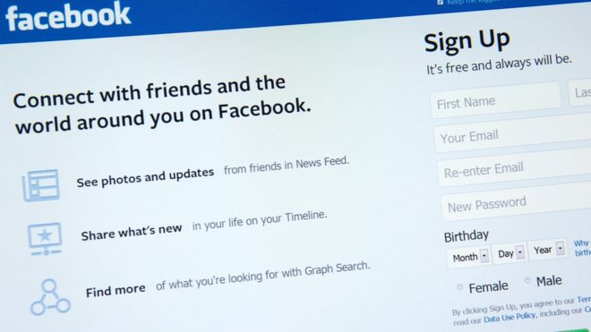 Facebook reveals rise in official data requests - BBC News