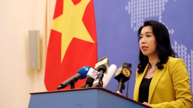 Bà Lê Thị Thu Hằng nói Việt Nam nhận thức rõ những tác động xấu từ các hành vi rửa tiền