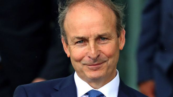 Micheál Martin becomes new Irish PM after historic coalition deal _113124122_martinnewpm