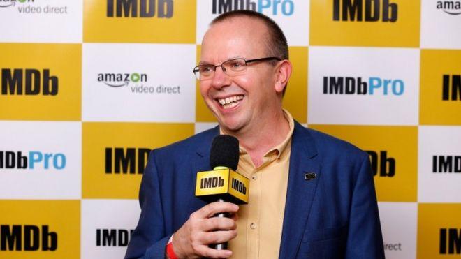 IMDB founder Colin Needham