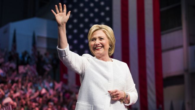 Netflix to produce series inspired by Hillary Clinton's
