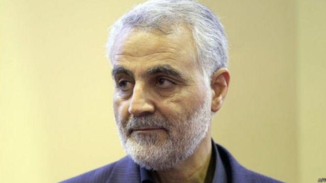 الجنرال قاسم سليماني: رأس حربة إيران في المنطقة