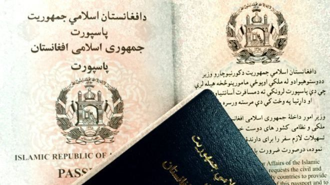 افزایش نرخ ارز: کاهش ۸۰درصدی هزینه پاسپورت افغانهای مقیم ایران