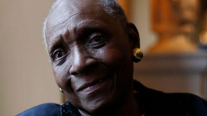 Maryse Conde: Guadeloupe author wins alternative Nobel Literature