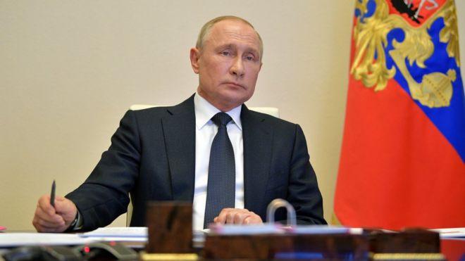 Путин продлил нерабочие дни в России по 11 мая