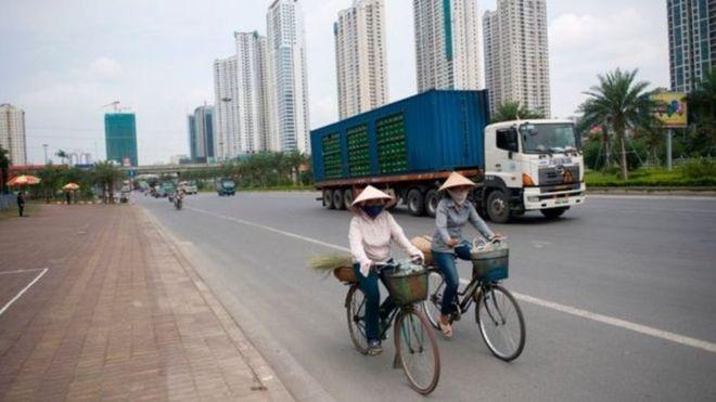 Xây dựng và phát triển hạ tầng chiếm tỉ trọng đáng kể trong GDP của Việt Nam