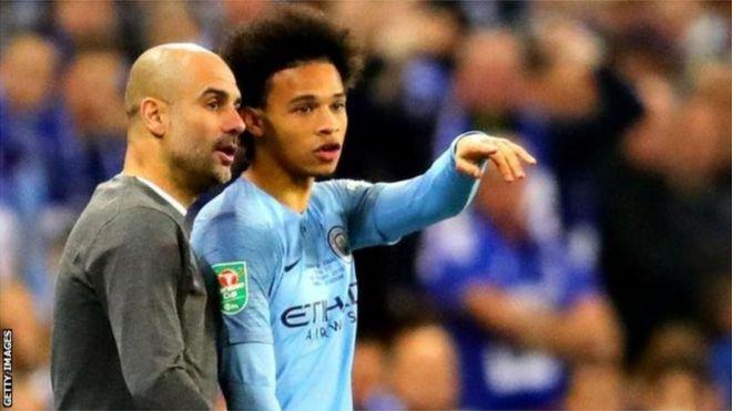 Bayern Munich inapania kumsaini winga wa Manchester City Leroy Sane
