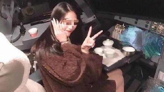 Photo prise sur le site de microblogging Weibo