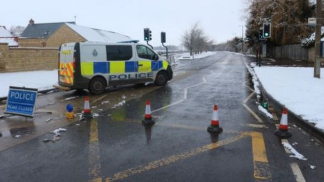 Three Women Dead In Car And Lorry Crash On A15 In Baston Bbc News
