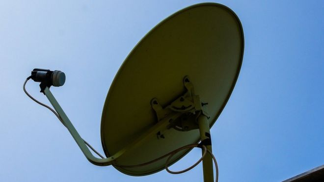 Sky TV to go satellite dish-free in 2018 - BBC News