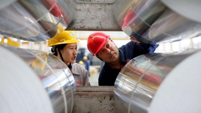 Thuế chống bán phá giá đối với một số sản phẩm nhôm Trung Quốc dao động từ 2,49% đến 35,58%