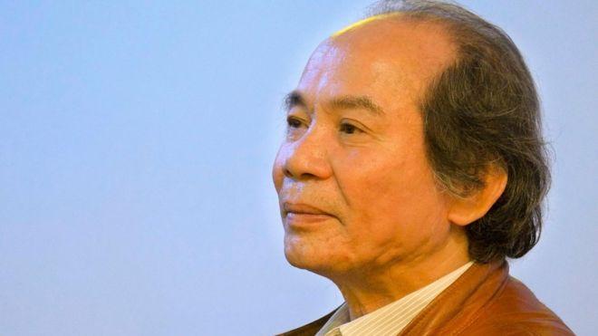 Nhà thơ, nhạc sỹ, nhà báo Nguyễn Trọng Tạo