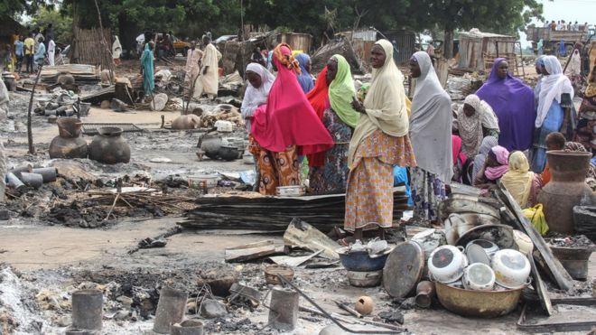 Boko Bbc Nigeria Deuxième Tue Humanitaire Travailleur Un Au Haram CoBxed