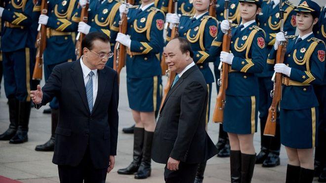 Việt Nam, Trung Quốc, ODA