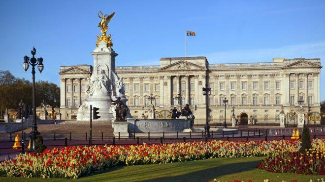 buckingham palace man released over taser keyring error bbc news