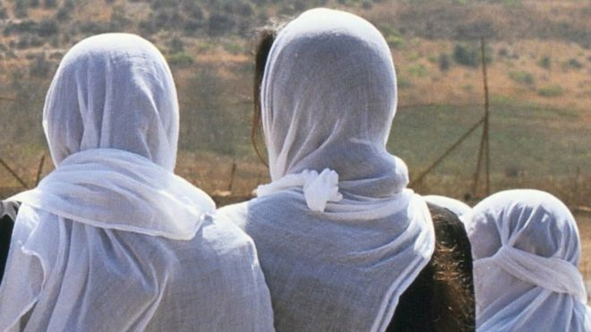 Druze women. File photo