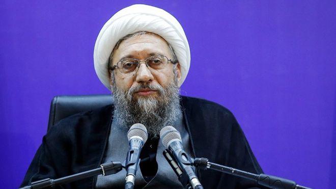 رئیس قوه قضائیه ایران: در مورد برنامه موشکی مذاکره نخواهیم کرد