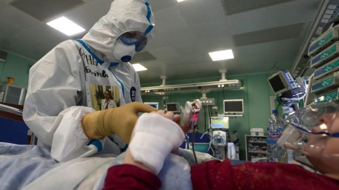 В московской больнице