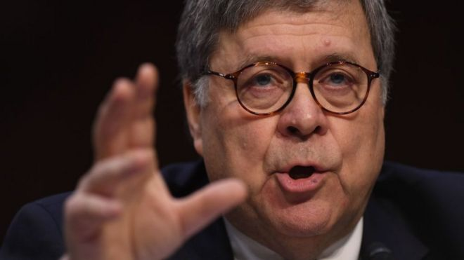 Image result for william barr, pictures