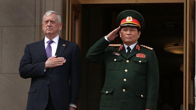 Việt Nam - Hoa Kỳ