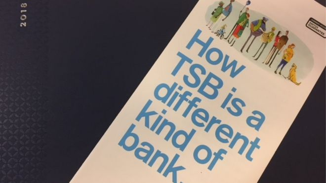 TSB accused of 'dreadful response' to meltdown - BBC News