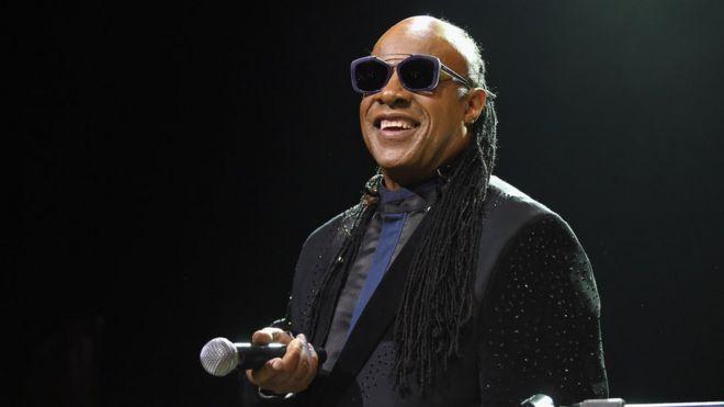 Stevie Wonder зурган илэрцүүд