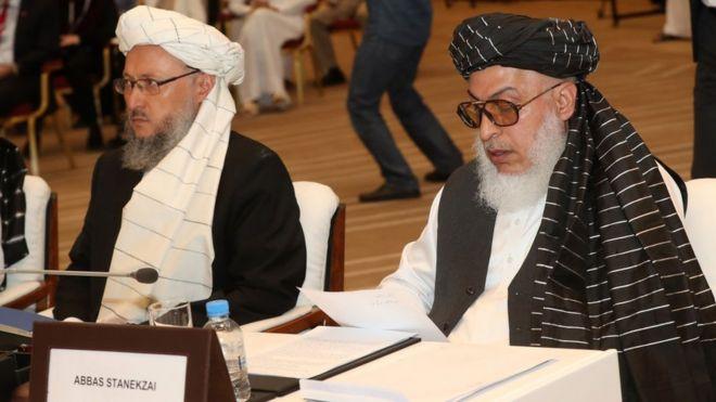 طالبان خواستار از سرگیری مذاکره با آمریکا شد