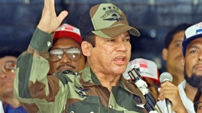 Aliyekuwa Jenerali wa Panama Manuel Noriega yuko katika hali mahututi
