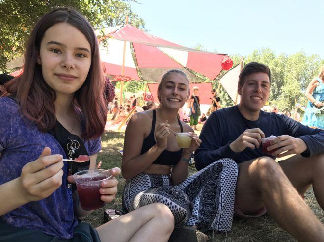 Alice, Madi, Bryce