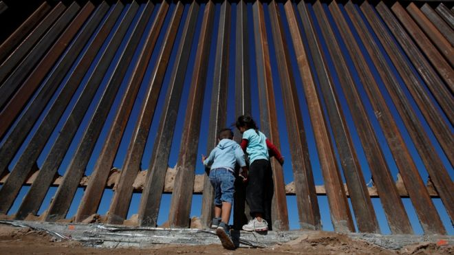 Resultado de imagen para cierre frontera eu y mexico