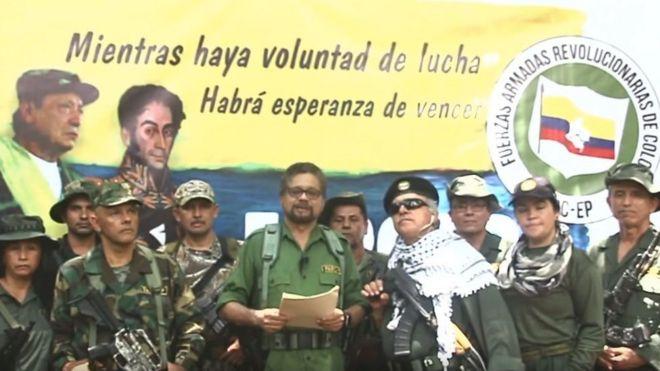 Farc Iván Márquez Exjefe Del Equipo Negociador De Las Farc