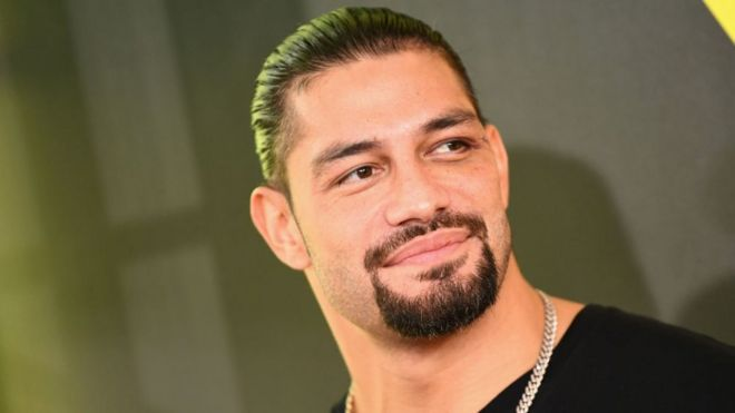 wwe s roman reigns gives up title due to leukaemia bbc news