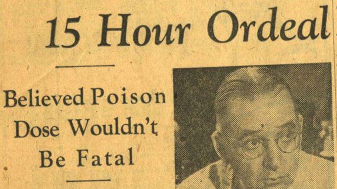 Газета Chicago Daily Tribune, номер от 3 октября 1957 года