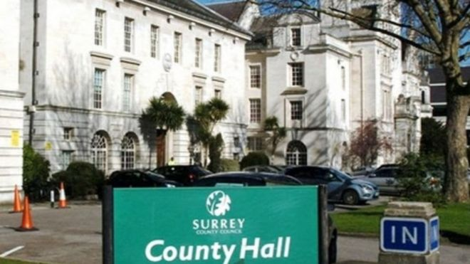 Surrey Council Tax >> Surrey County Council Approves Budget Cuts Of 82m Bbc News
