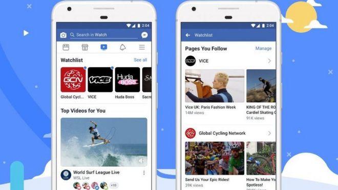 فيسبوك تطلق خدمة