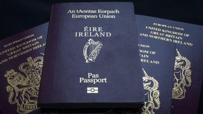 Irsk dating i England