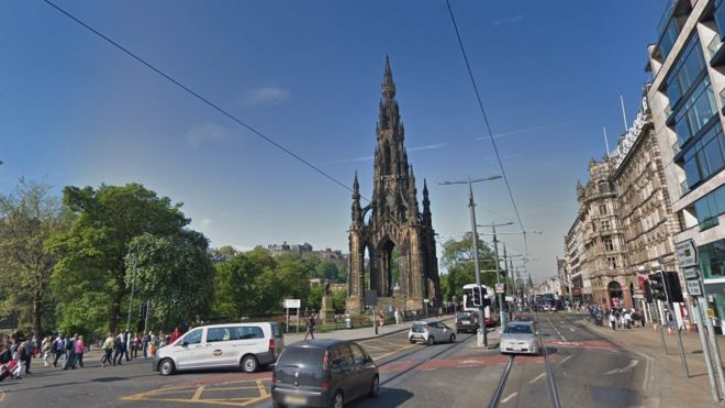 f8a0f18ba48682 Council insists 'dead deer' found in Edinburgh's Princes Street is fox