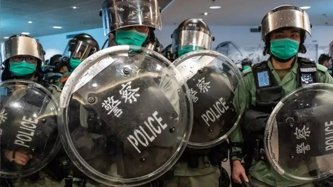 香港《国安法》:中国人大举动引发各方强烈反响