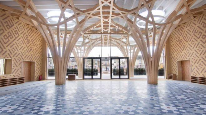 cambridge mosque ile ilgili görsel sonucu