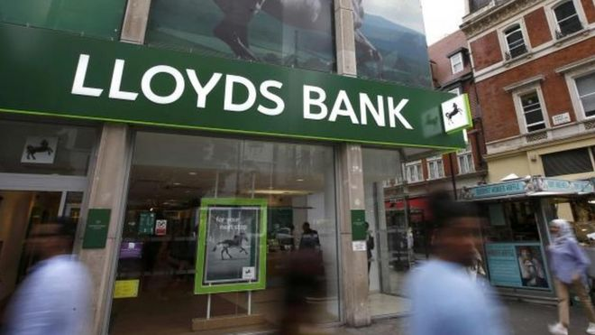 Lloyds bank buys mbna credit card firm for 19bn bbc news image copyright reuters lloyds is to buy credit card firm mbna reheart Gallery