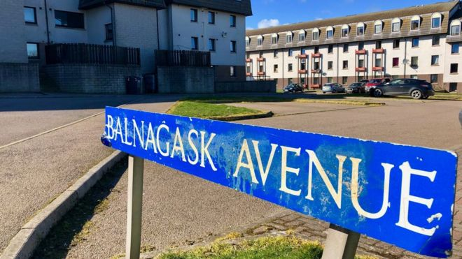 b491aef1ebf2a Man may have been dead in Aberdeen flat  for weeks  - BBC News