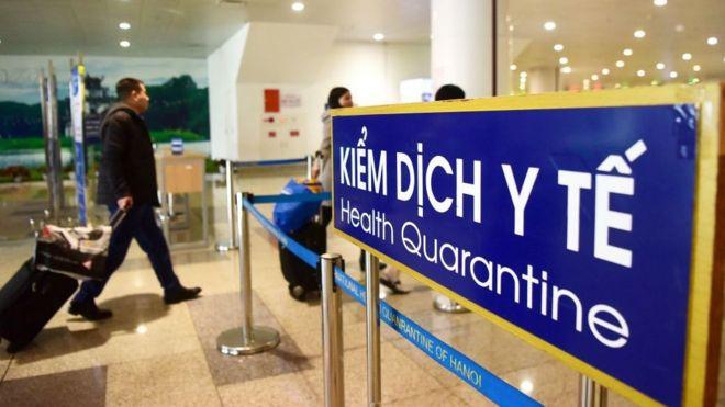 Lo ngại dịch xâm nhập, Việt Nam đang thắt chặt kiểm soát tại các cửa khẩu