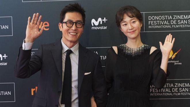 Kim Joo-hyuk: Grief after Korean actor killed in crash - BBC
