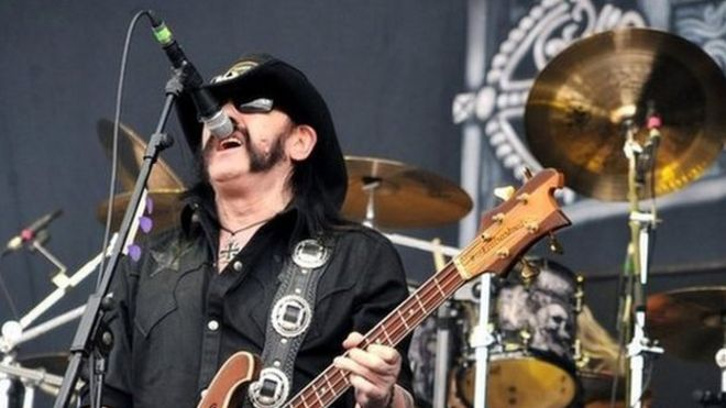 Obituary: Lemmy, Motorhead frontman - BBC News