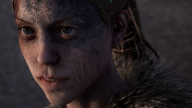 Hellblade: Bafta for first-time actress