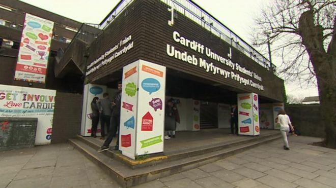 Cardiff University students' union
