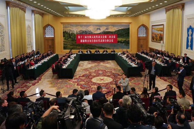 人民大會堂新疆廳