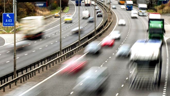 Road safety: UK set to adopt vehicle speed limiters - BBC News