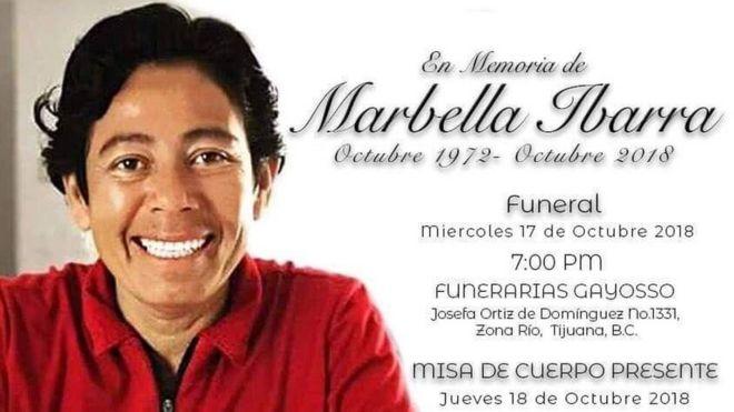 marbella ibarra mexican women s football pioneer killed bbc news